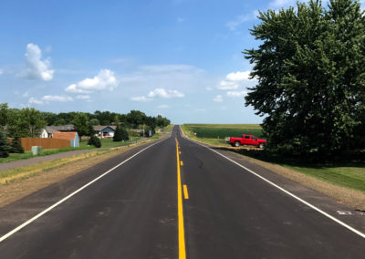Minnehaha County Highway