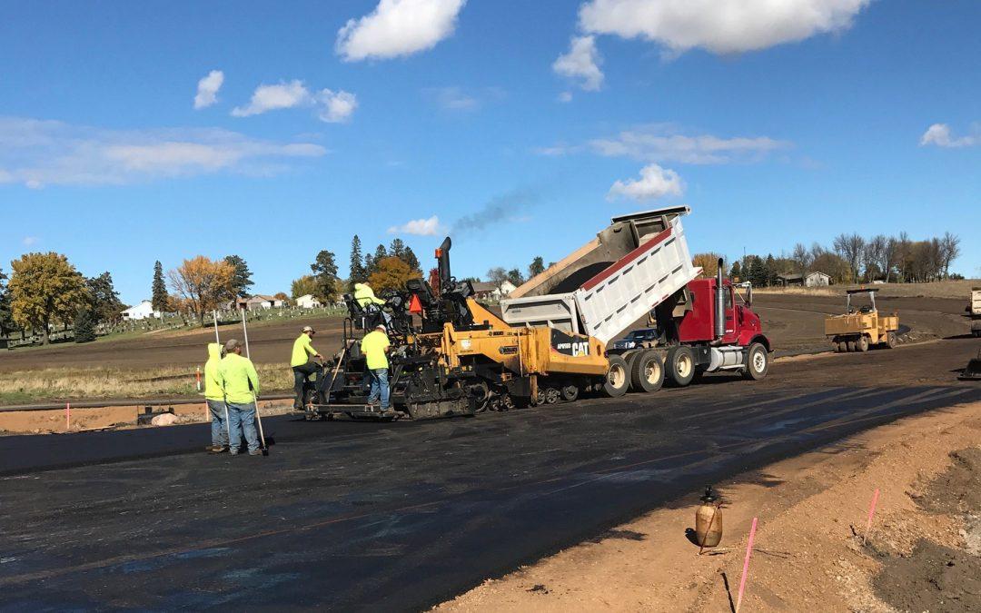 Minnehaha County Highway Reconstruction