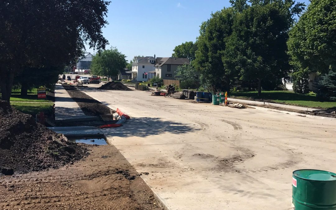City of Canton, SD: Dakota Street Improvements