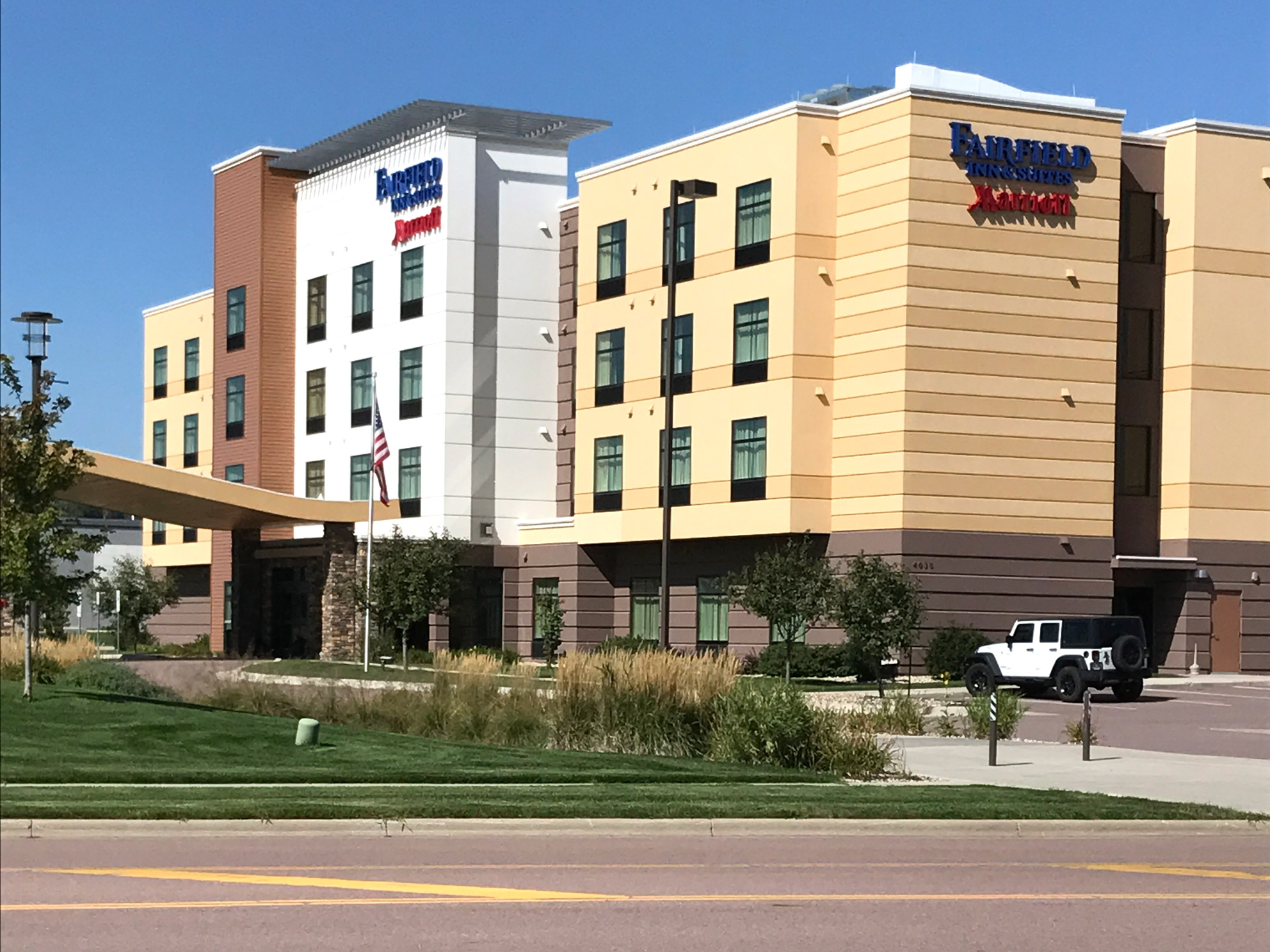 Fairfield Hotel in Sioux Falls