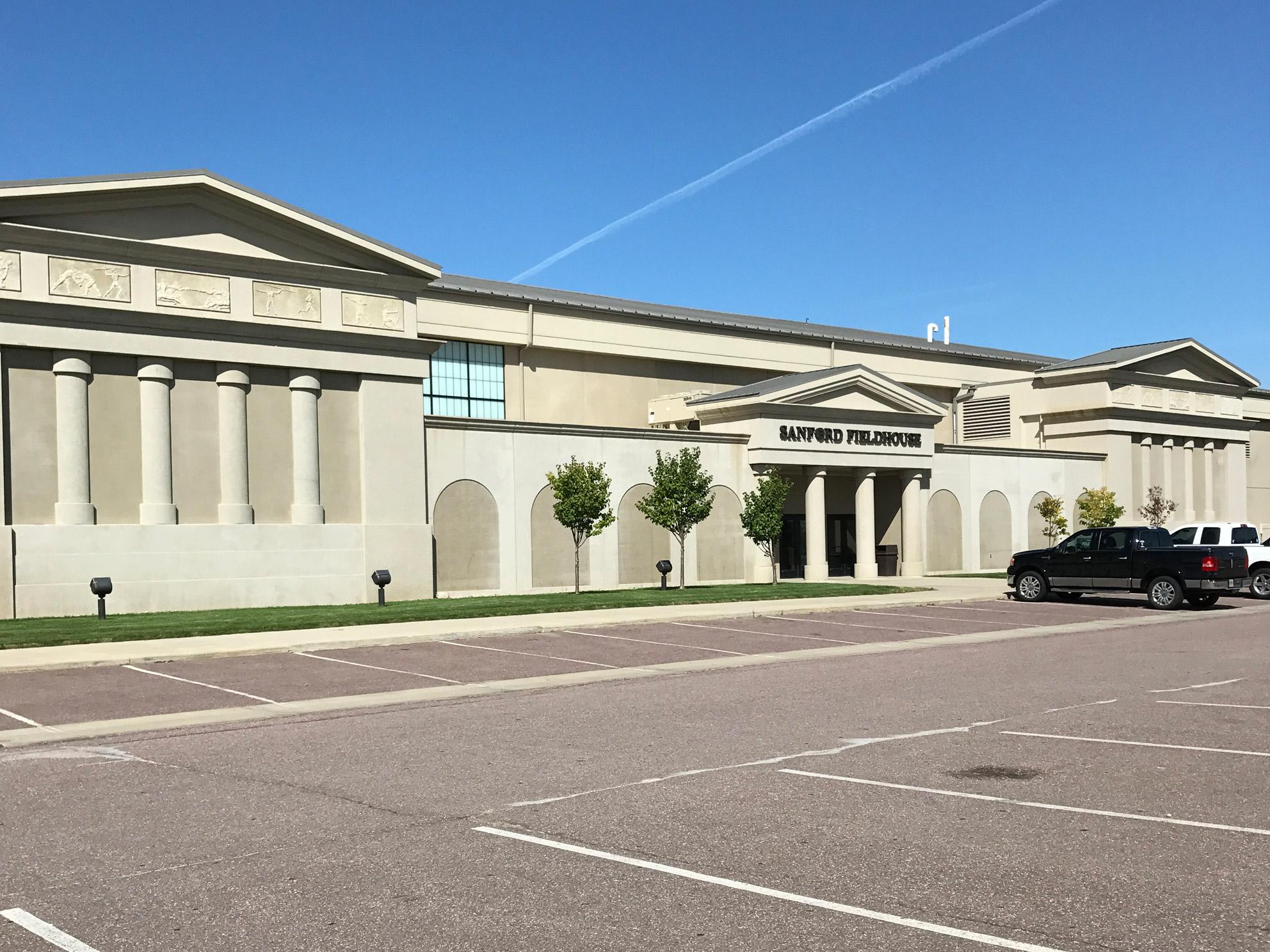 Sanford Fieldhouse